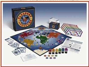 Passport to Culture Board Game