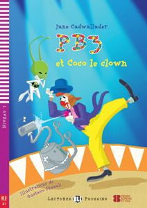 PB3 et Coco le Clown