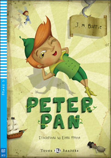 Level 3 - Peter Pan book and cd-rom
