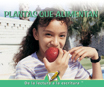 C Level Guided Reading - Plantas que Alimentan