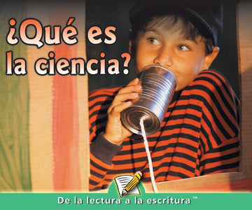 C Level Guided Reading - ¿Qué es la ciencia?