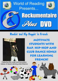Rockumentaire Plus DVD and Guide