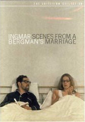Scenes from a Marriage DVD