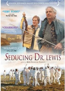 La Grande Séduction - Seducing Dr. Lewis DVD