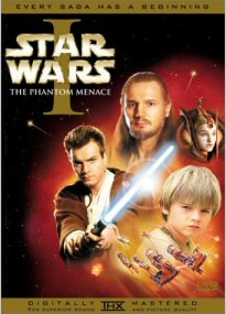 Star Wars - The Phantom Menace DVD