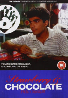 Strawberry and Chocolate (Fresa y Chocolate) DVD