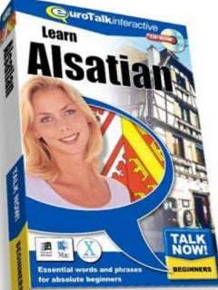 Talk Now Alsatian