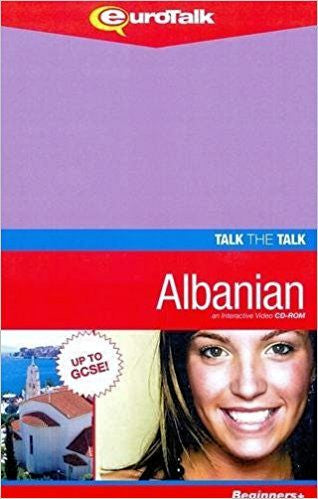 Talk the Talk Albanian CD-ROM