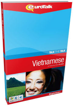 Talk the Talk Vietnamese CD-ROM