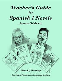 Teacher's Guide for Spanish I Novels
