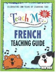 Teach Me French Teaching Guide