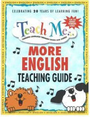 Teach Me more English Teaching Guide