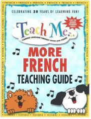Teach Me More French Teaching Guide