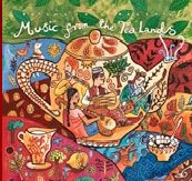 Music from the Tea Lands CD