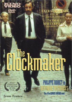 The Clockmaker DVD