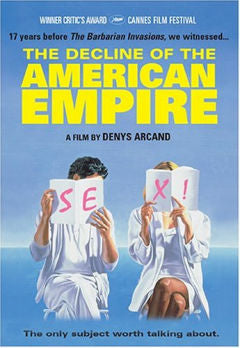The Decline of the American Empire DVD