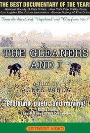 Gleaners and I, The - Les glaneurs et la glaneuse DVD