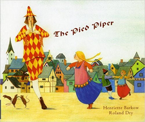 Der Rattenfänger - The Pied Piper Bilingual