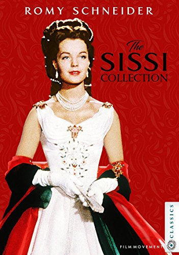 The Sissi Collection DVDs