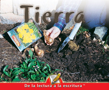 G Level Gudied Reading - Tierra