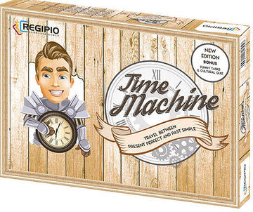 Time Machine - Travel between Present Perfect and Past Simple