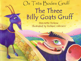 Os Três Bodes Gruff - The Three Billy Goats Gruff