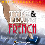 Type and Learn French