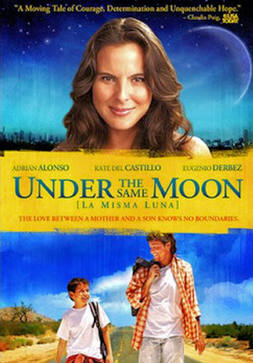 Under the Same Moon - La Misma Luna dvd
