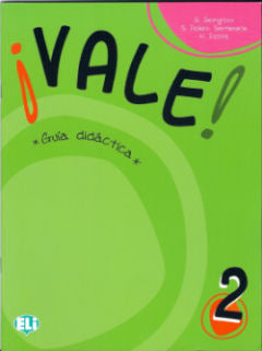 Vale 2 Teacher Book - Guí­a Didáctica