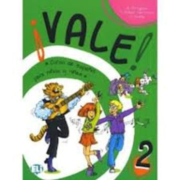 Vale 2 Student Book