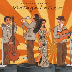 Vintage Latino CD