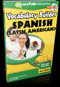 Vocabulary Builder Latin American Spanish