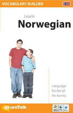 Vocabulary Builder Norwegian