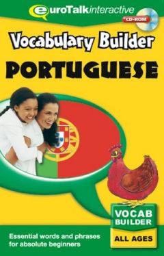 Vocabulary Builder Portuguese (Brazilian or Continental)