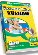 Vocabulary Builder Russian