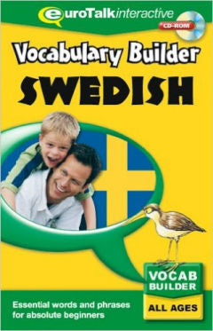 Vocabulary Builder Swedish