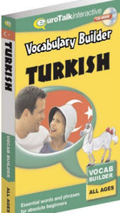 Vocabulary Builder Turkish