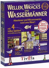 Wellen, Wracks and Wassermünner (Waves, Wrecks and Water Sprites)
