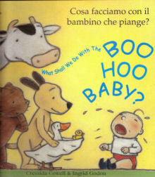 What shall we do with the boo hoo baby italian edition