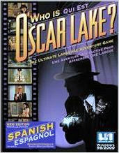 Who is Oscar Lake Spanish