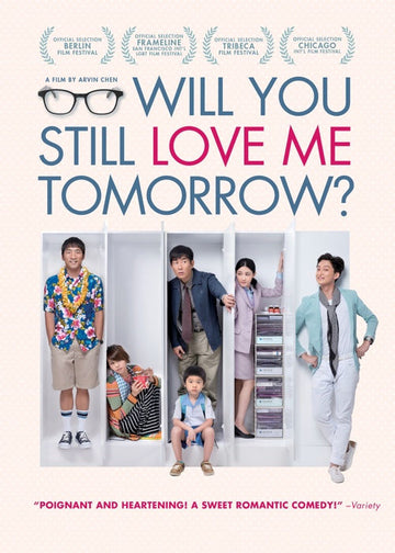 Will You Still Love Me Tomorrow? dvd