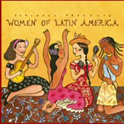 Women of Latin America CD