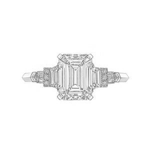 Raymond C. Yard, Diamond Ring