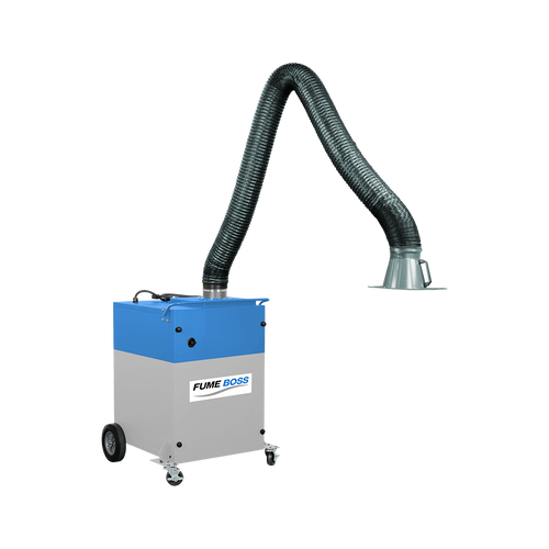 Fume Boss 1200 Portable Fume Extractor