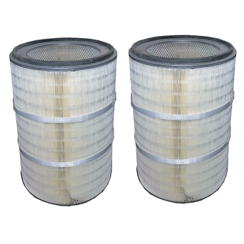 Fume Boss 1200 Nanofiber Cartridge Filter (2-pack)