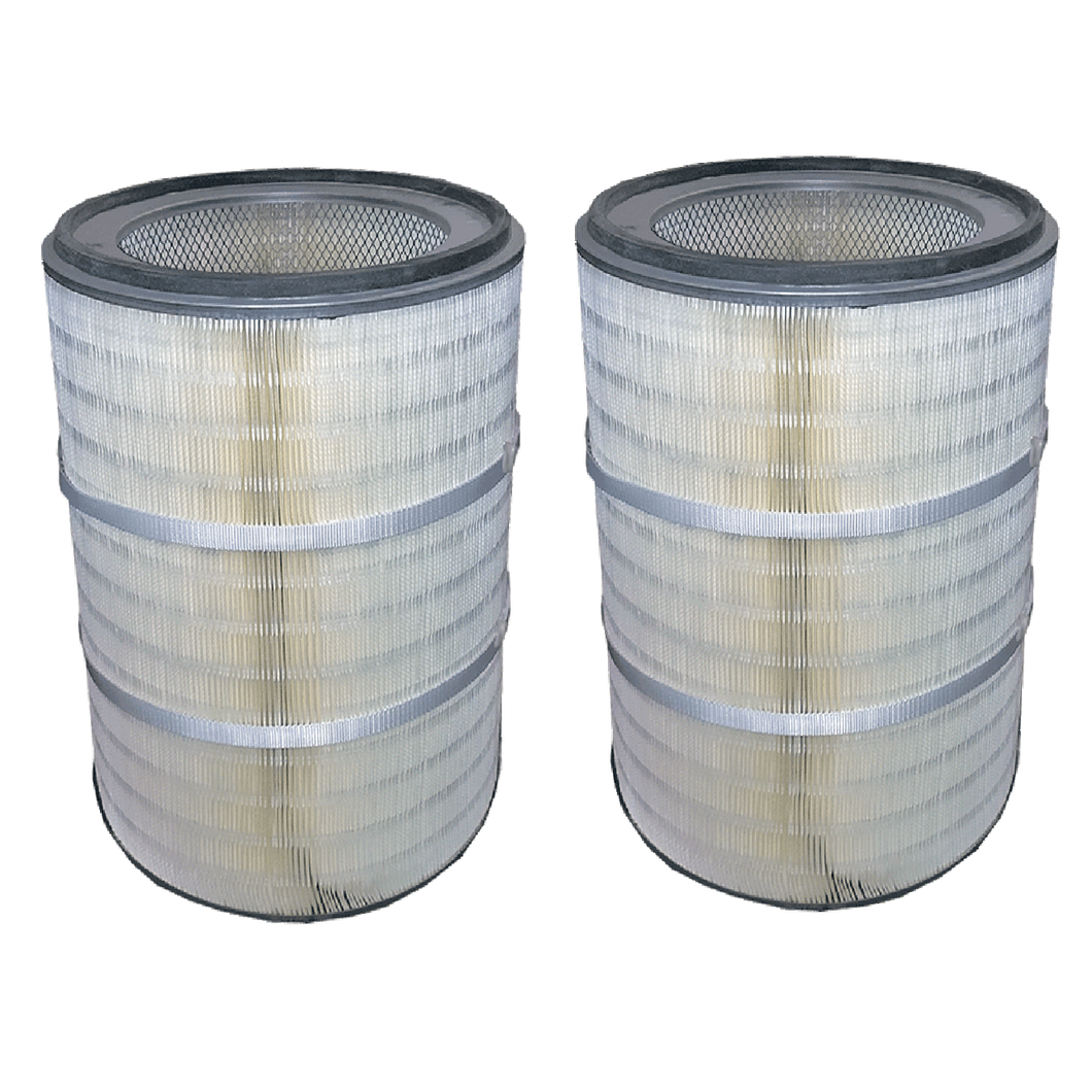 Fume Boss 800 Nanofiber Cartridge Filters (2-Pack)