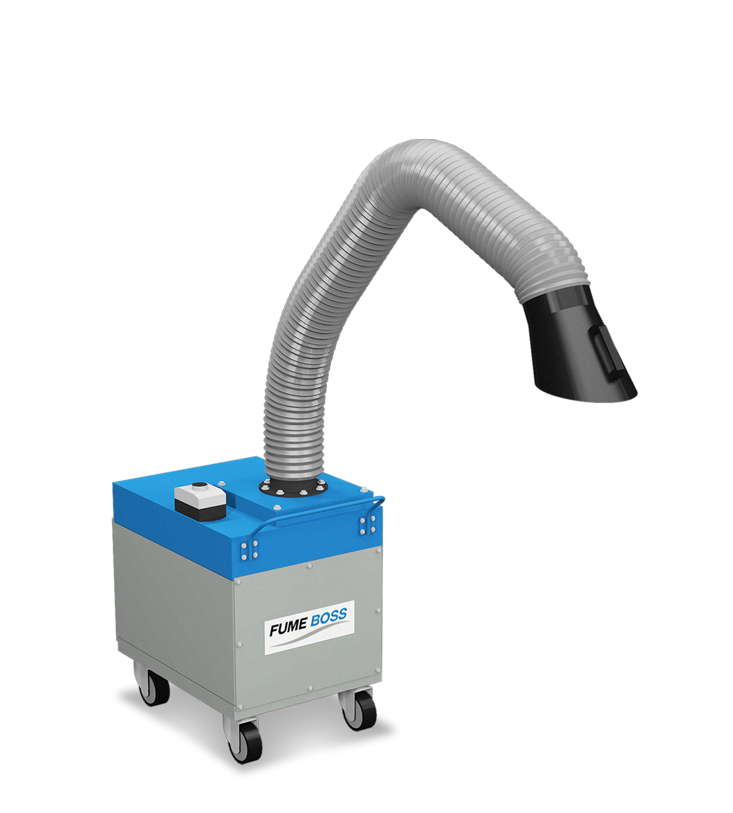 Fume Boss 800 Portable Fume Extractor