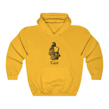 Load image into Gallery viewer, Unisex Heavy Blend™ Hooded Sweatshirt chill