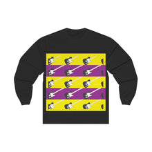 Load image into Gallery viewer, Unisex Long Sleeve Tee GUITAR FEVER