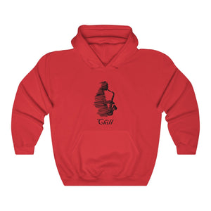Unisex Heavy Blend™ Hooded Sweatshirt chill